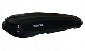 Menabo Diamond 450 Duo черный